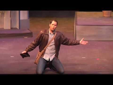 Abduction from the Seraglio by Mozart, Act I - Brava! Opera Theater, Ashland, Oregon March 2018