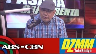 DZMM TeleRadyo: Social media pressure forces mayors to declare #WalangPasok