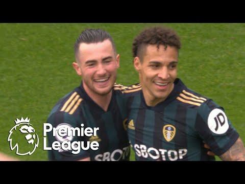 Rodrigo pads Leeds United advantage over Burnley | Premier League | NBC Sports