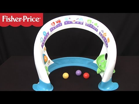 Bright Beats Smart Touch Play Space From Fisher-Price