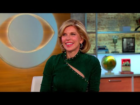 "Christine Baranski on playing an ""unhinged"" Diane in ""The Good Fight"""