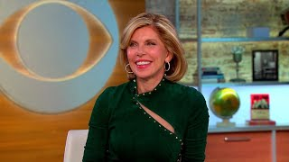"""Christine Baranski on playing an """"unhinged"""" Diane in """"The Good Fight"""""""