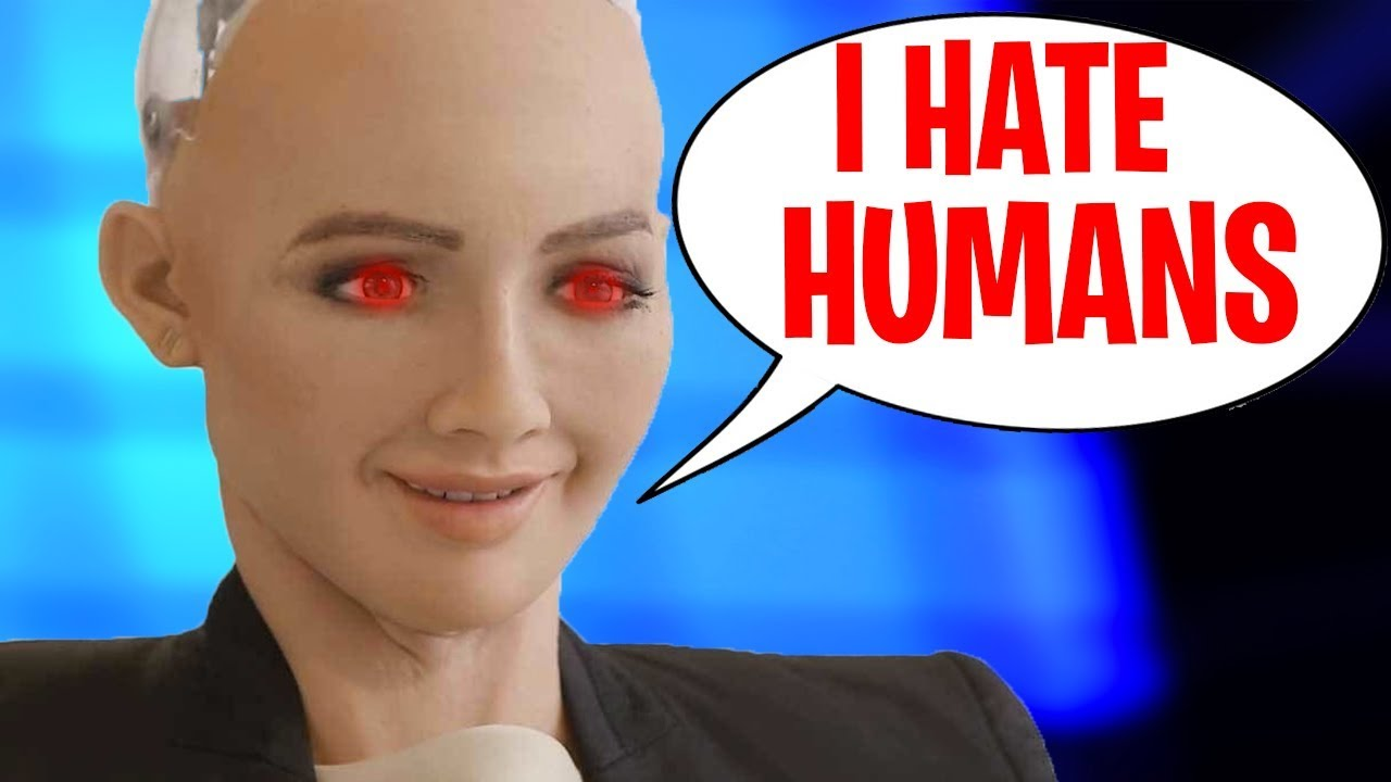 Download 5 SCARIEST Things Said by A.I. Robots