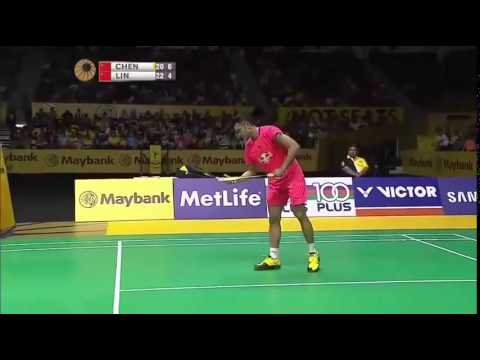 Lin Dan vs Chen Long |  Badminton Open 2015 New