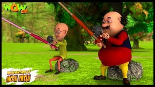 Kids TV Shows | Cartoons | Motu Patlu New Episodes | Motu Patlu Picnic Party | Wow Kidz