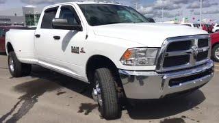 Northland Dodge | USED 2015 RAM 3500 ST 4X4 6.7L CUMMINS TURBO DIESEL 4 DOOR CRCAB DUALLY 16C072210