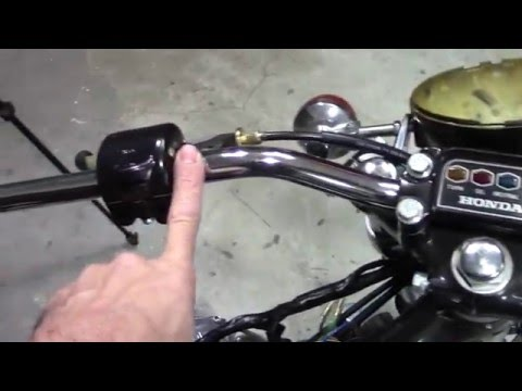 1973 Honda CB750 Custom Build Part 32 - Final wiring - YouTube