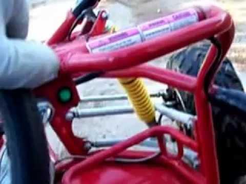 For Sale Baja Motorsports Dune 150 Go Kart Buggy Quad