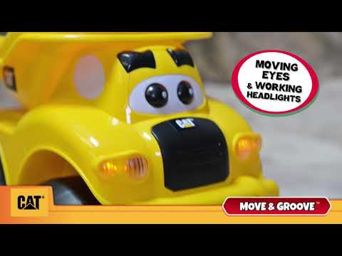 80495 Move and Groove Machine CAT