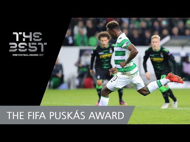 771e66d8ba FIFA divulga os finalistas ao prêmio Puskás 2017  confira ...