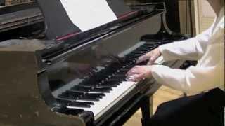 90年前のピアノで弾いてみた「香住小学校校歌」