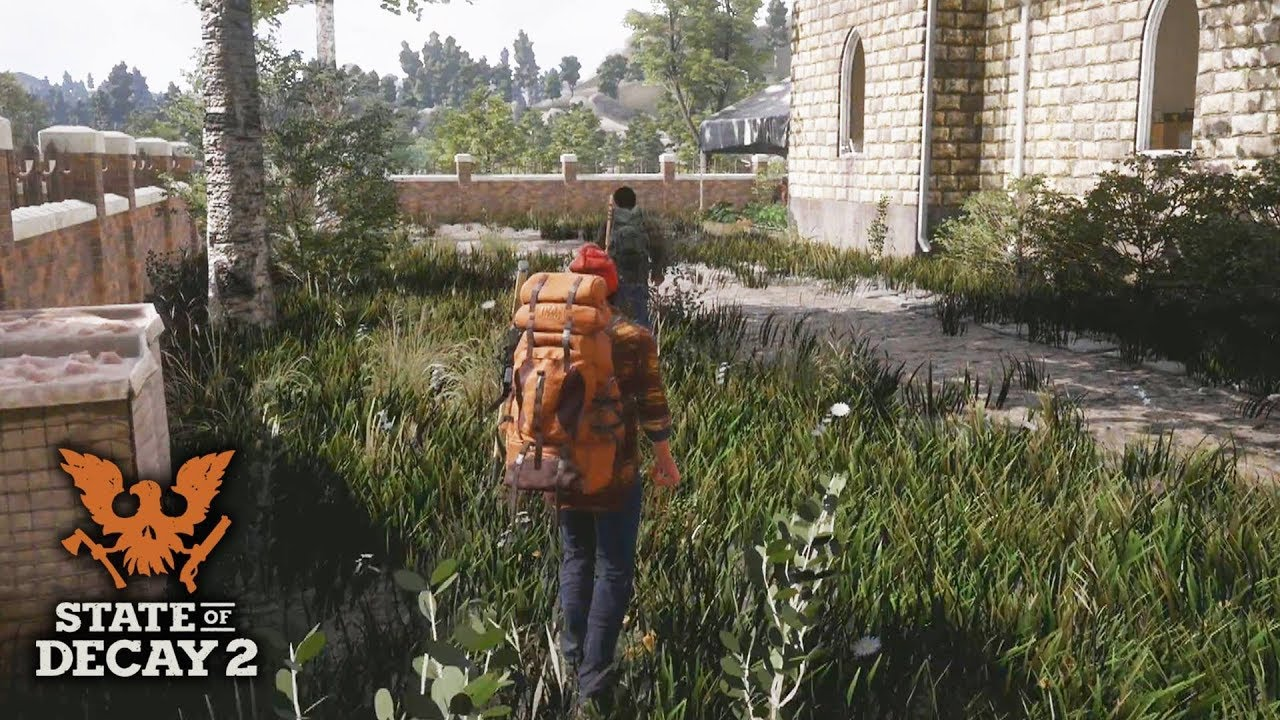 The Open World Zombie Game With 3 Big Maps State Of Decay