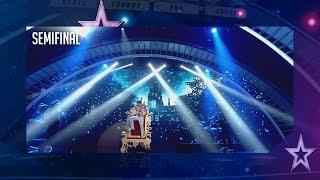 Intentan llegar a la final imitando a Queen y Freddie Mercury | Semifinal 2 | Got Talent España 2018