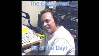 """The Greaseman - """"Lawman at the beach"""" episode."""