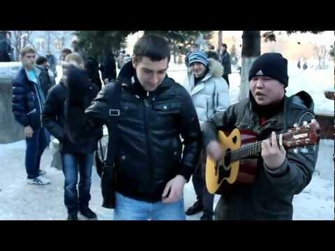 Национальные бурятские песнопения - Buryat national songs