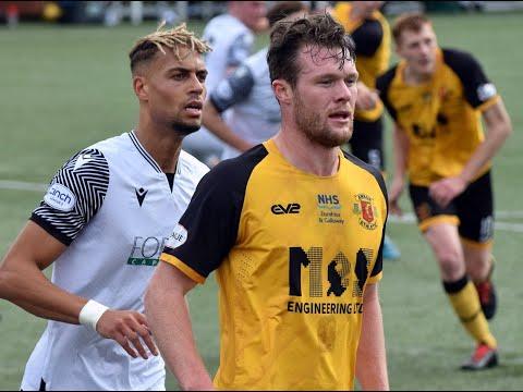 Annan Athletic Edinburgh City Goals And Highlights