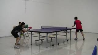 Wong Min On vs Ch'ng Yik Min (2/3)