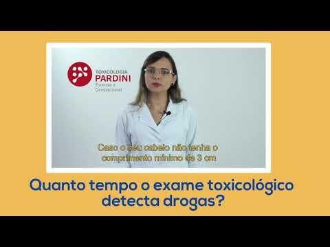 Quanto Tempo o Exame Toxicológico Detecta Drogas?