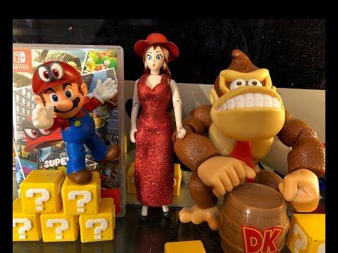 8~15cm Super Mario Bowser Koopa Yoshi Mario Luigi Donkey Kong Ghost Peach Mushroom Mario Maker Action Pvc Figures Toys Gifts Neither Too Hard Nor Too Soft Toys & Hobbies