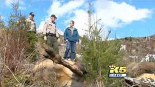 Hunting for Elk Poachers, Washington Game Wardens