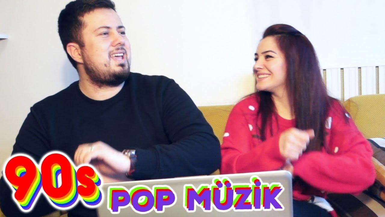 90's Türkçe Pop Müzik Kliplerini İzledik