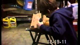 Building A Cub Scout Pinewood Derby Car