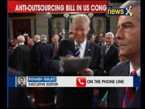 Bill against outsourcing job reintroduced in US Congress