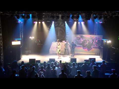 Madisun Proof (Performing Cross Roads Live)