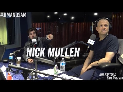 Nick Mullen - Comic Drama, Shia LaBeouf, Jerking Off - Jim Norton & Sam Roberts