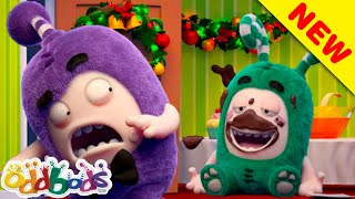 ODDBODS | Messy ChristMass! | CHRISTMAS 2020 | Cartoons For Kids