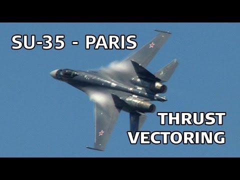Sukhoi Su-35 Paris