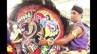 Video JATHILAN Trance DANCE - Kuda Lumping NDADI Kesurupan - Buto Gedruk Krincing [HD] download MP3, 3GP, MP4, WEBM, AVI, FLV Oktober 2017