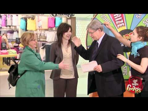 Wheel of Handshake - Just For Laughs Gags