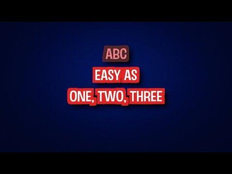 ABC - The Jackson 5   Karaoke