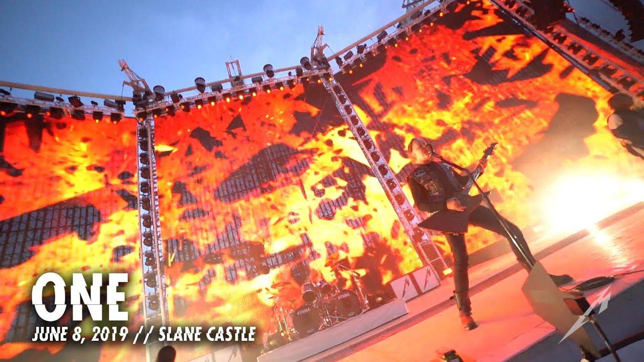 Download Metallica: One (Slane Castle - Meath, Ireland - June 8, 2019)