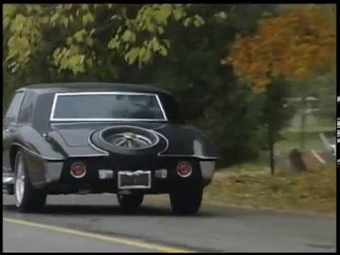 Stutz Blackhawk Dream Car Garage 2005 TV series