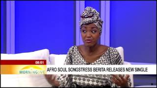 Berita on her new music