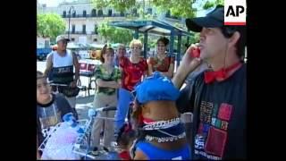 Dog Becomes Popular Cuban Mascot