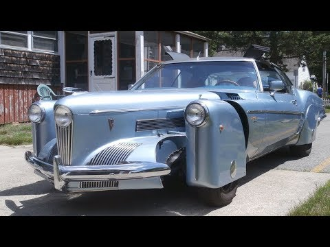 Самые необычные автомобильные ФАРЫ в истории