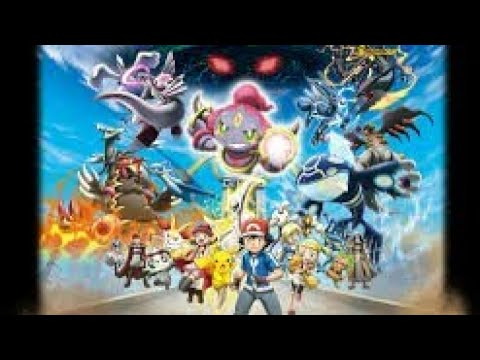 all legendary pokemon seen by ash ketchum youtube