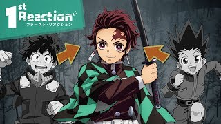 Demon Slayer and Refining the Shounen Formula | First Reaction