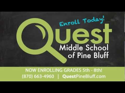 Quest Middle School of Pine Bluff
