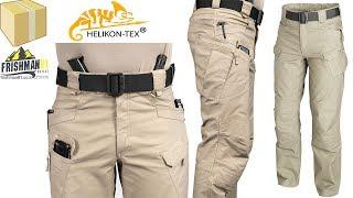 Обзор на тактические штаны UTP Helikon-Tex(URBAN TACTICAL PANTS)