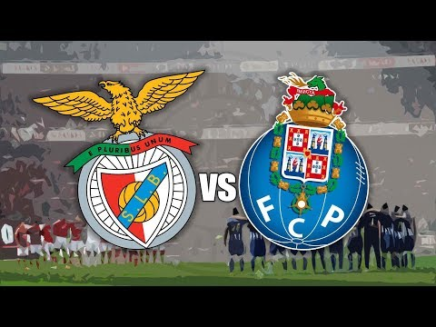 Ultras World in Portugal - Benfica vs Porto 01.04.17
