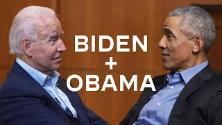 A Socially Distanced Conversation: President Barack Obama and Vice President Joe Biden