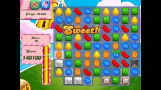 Candy Crush Saga: Level 290 (No Boosters 3★) iPad
