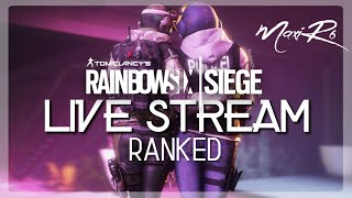 [GIRL] [LIVE] Rainbow Six Siege | RANKED | CUSTOMS | Playing WITH SUBS [PS4]