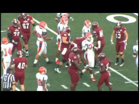 2013 Troy vs. Savannah State Highlights - Includes Troy Radio Audio