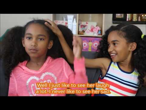 Brave Little Girl Shares Takes Care Of Her Special Needs Twin