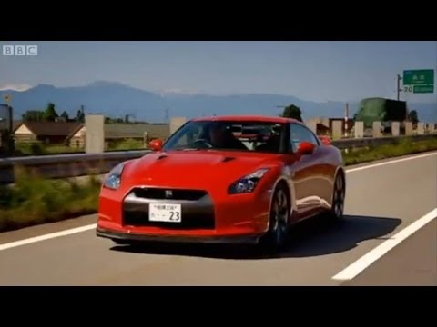 Race Across Japan Part 1 - Top Gear - BBC